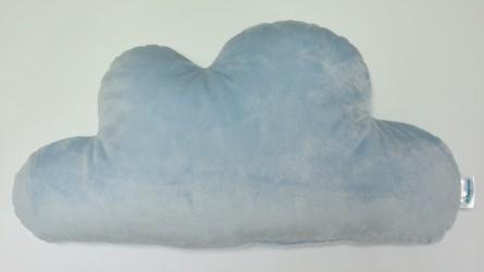 Poduszka dekoracyjna chmurka minky